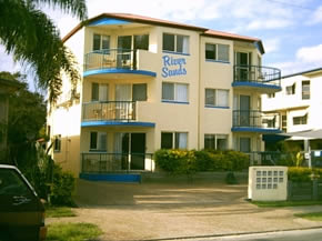 River Sands Holiday Apartments - Accommodation QLD