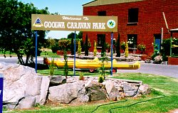 Goolwa Caravan Park - Accommodation QLD