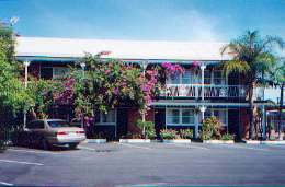 Mineral Sands Motel - Accommodation QLD
