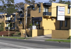 Pathfinder Motel - Accommodation QLD