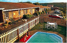 Port Campbell Motor Inn - Accommodation QLD