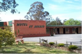 Motel St Arnaud - Accommodation QLD
