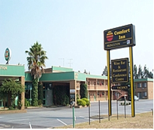 Comfort Inn PRINCETON - Accommodation QLD