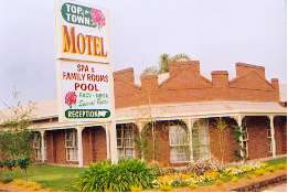 Top Of The Town Motel - Accommodation QLD