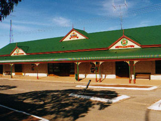 Kimba Community Hotel/motel - Accommodation QLD