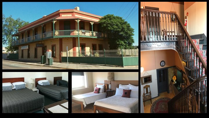 Pampas Motel - Accommodation QLD