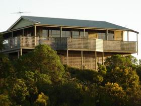 Lantauanan - The Lookout - Accommodation QLD
