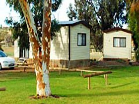 Loxton Riverfront Caravan Park - Accommodation QLD