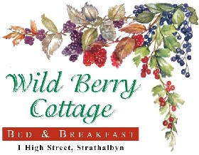 Wild Berry Cottage - Accommodation QLD