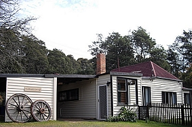 Glenbrook House and Cottage - Accommodation QLD