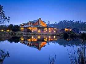 Peppers Cradle Mountain Lodge - Accommodation QLD