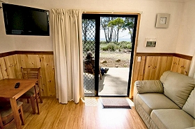 Captain James Cook Caravan Park - Accommodation QLD