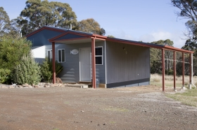 Highland Cabins and Cottages at Bronte Park - Accommodation QLD