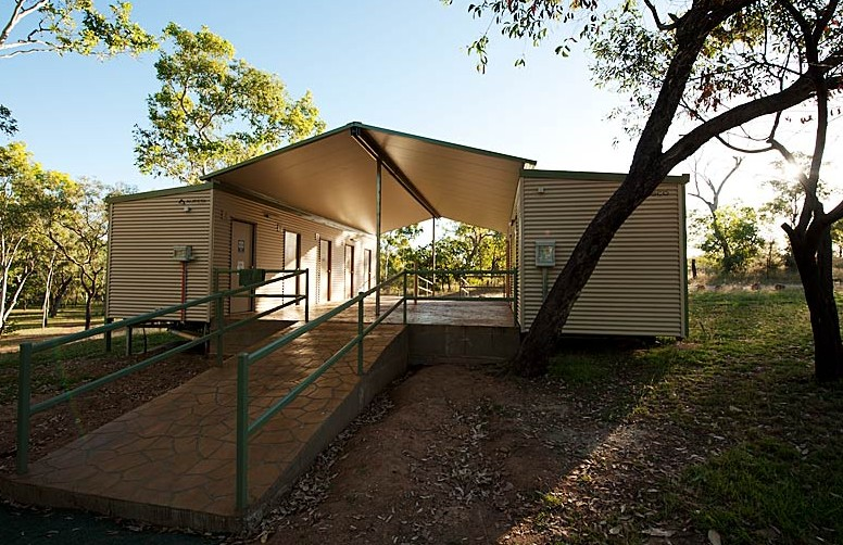 Cobbold Gorge - Accommodation QLD