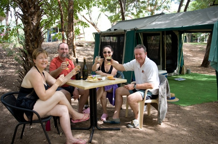 Adels Grove Camping Park - Accommodation QLD