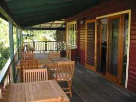 Musavale Lodge - Accommodation QLD