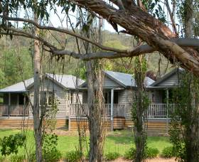 The Homestead Cabins Brogo - Accommodation QLD