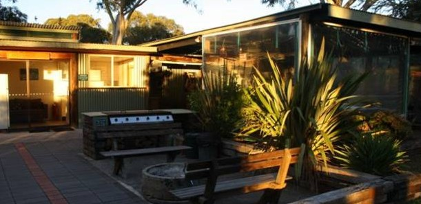 Banksia Park Cottages - Accommodation QLD