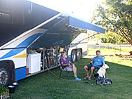 Grafton Greyhound Racing Club Caravan Park - Accommodation QLD