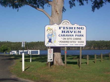 Fishing Haven Caravan Park - Accommodation QLD