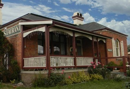 Mail Coach Guest House and Restaurant - Accommodation QLD