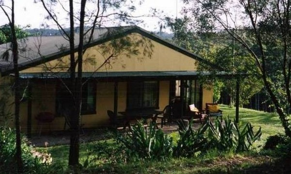 Bella Vista Cottage - Accommodation QLD