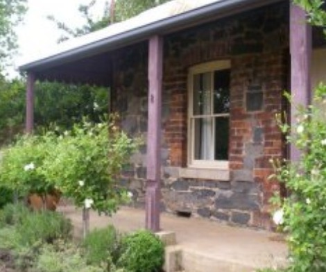 Accommodation Pinn Cottage - Accommodation QLD