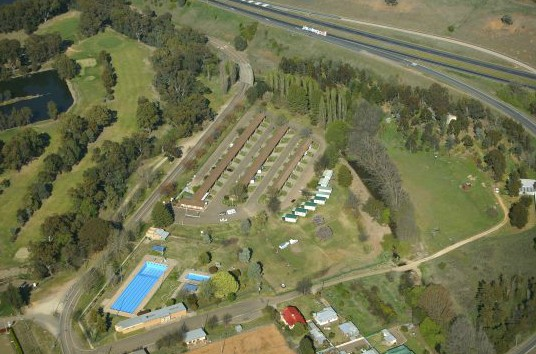 Gundagai Tourist Park - Accommodation QLD