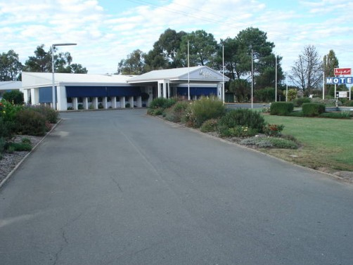 Byer Fountain Motor Inn - Accommodation QLD