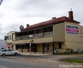 The Star Hotel - Accommodation QLD