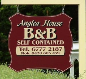 Anglea House Bed and Breakfast - Accommodation QLD