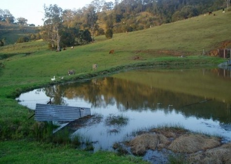 Barkeldine Farm Country Retreat - Accommodation QLD