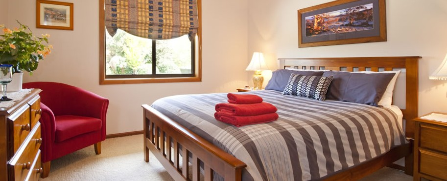 Clifton Gardens Bed and Breakfast - Orange NSW - Accommodation QLD