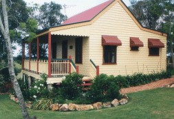 Mango Hill Cottages Bed and Breakfast - Accommodation QLD