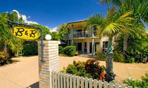 While Away Bed and Breakfast - Accommodation QLD