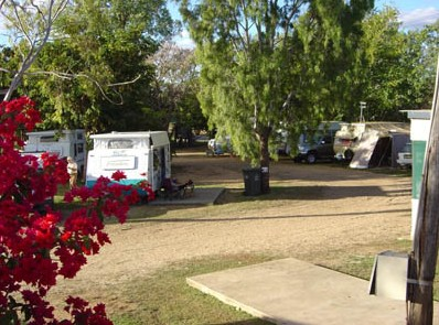 Rubyvale Caravan Park - Accommodation QLD