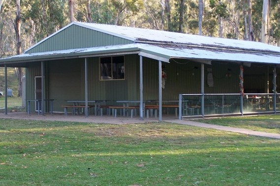 Goomburra Valley Campground - Accommodation QLD