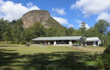 Zengarra Country House and Pavilions - Accommodation QLD
