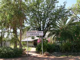 Blackall Caravan Park - Accommodation QLD