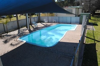 Crows Nest Caravan Park - Accommodation QLD