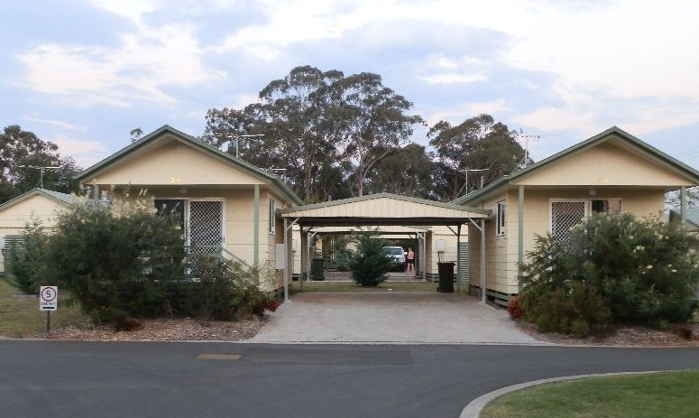 Peppertree Cabins Kingaroy - Accommodation QLD
