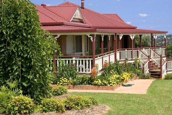 Rock-Al-Roy Bed and Breakfast - Accommodation QLD