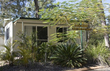 Barambah Bush Caravan Park - Accommodation QLD