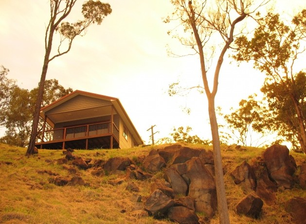 ecoRidge Hideaway - Accommodation QLD