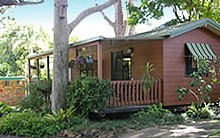 Lilyponds Holiday Park - Accommodation QLD
