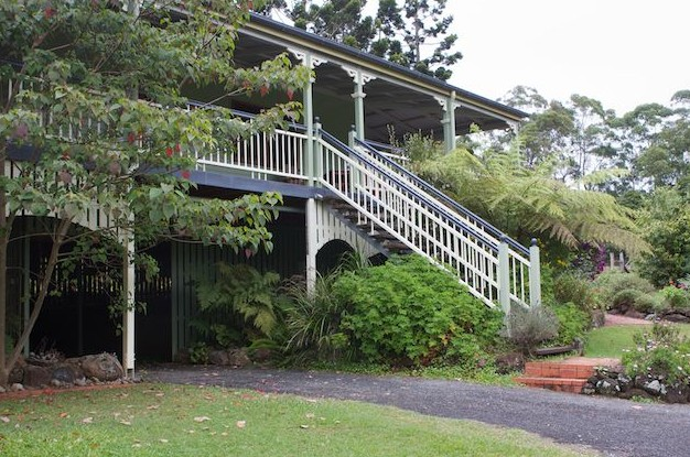 The Cottage at The Sanctuary Bed and Breakfast - Accommodation QLD