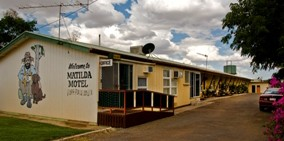 Matilda Motel - Accommodation QLD