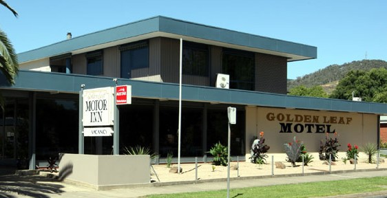Golden Leaf Motel - Accommodation QLD