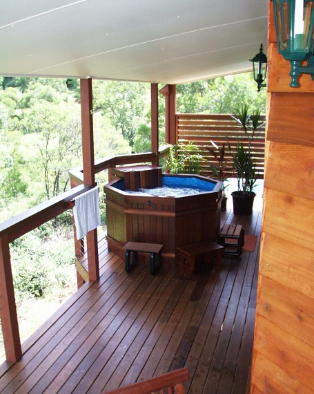 Ravensbourne Escape Holiday Cottages - Accommodation QLD