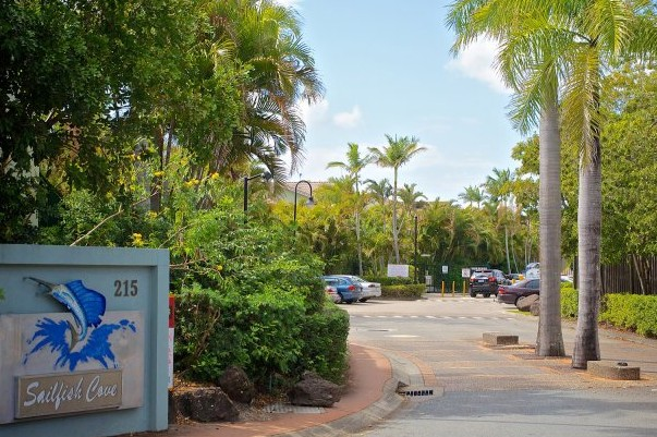 Sailfish Cove - Accommodation QLD